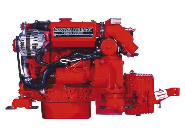 Westerbeke motoren en onderdelen
