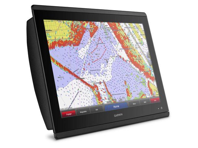 Garmin GPSMap 84xx serie (touchscreen)