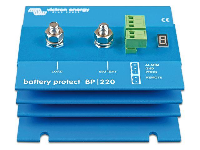 Batterij protectie