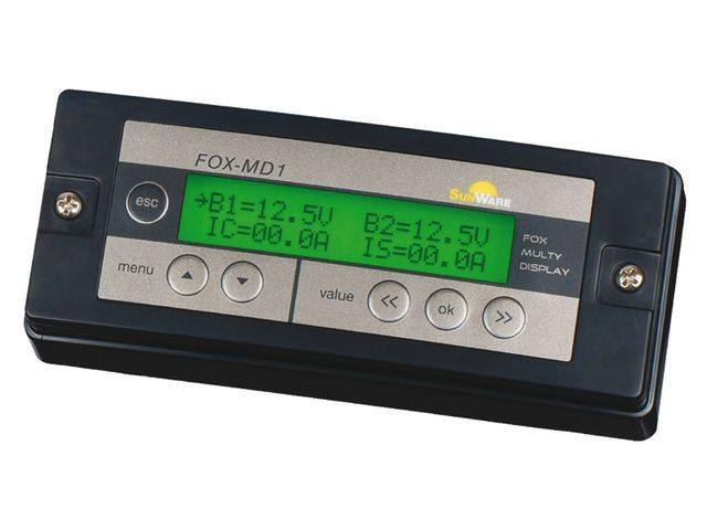 Zonnepaneel remote MD1 tbv Fox 220 / 320 serie