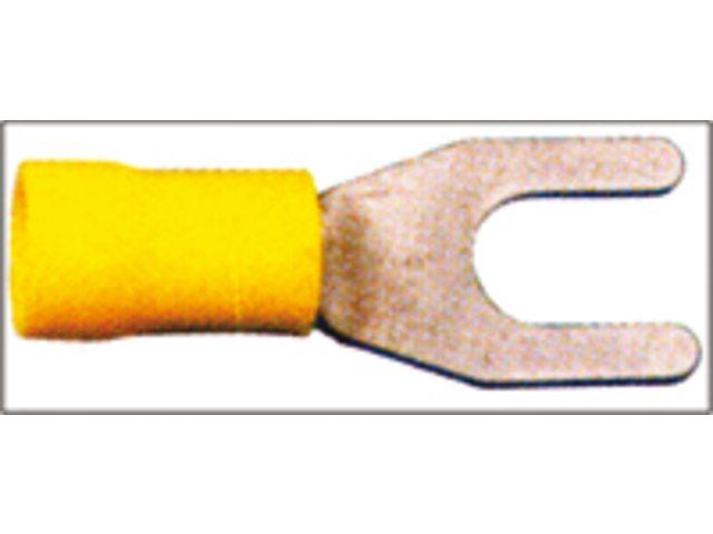 Vorkstekkers geel