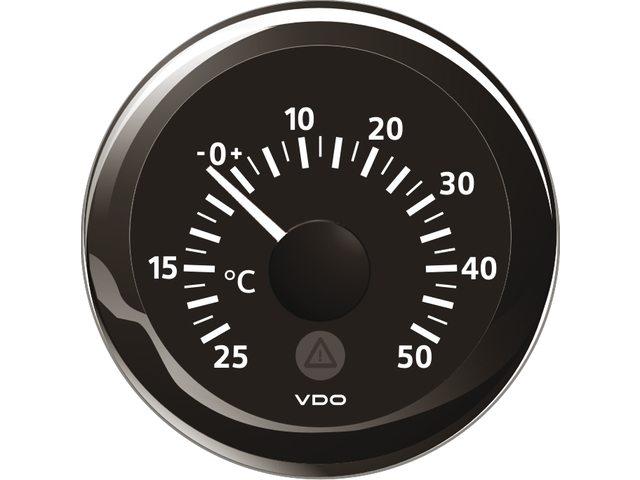 Buitentemperatuur meter
