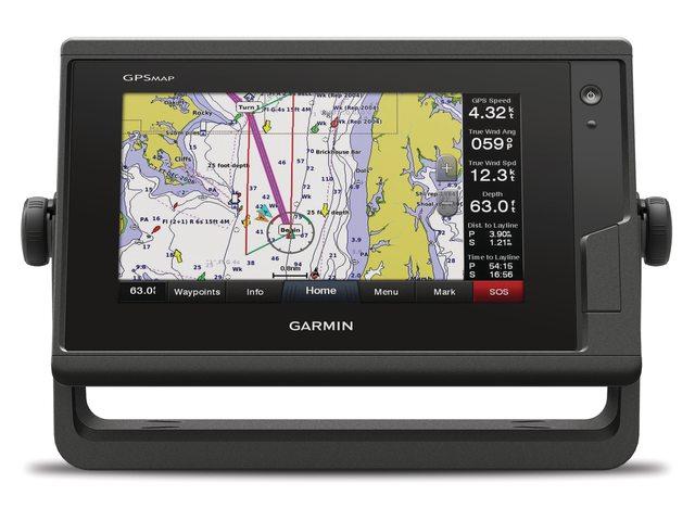 GPSMap 722 (XS), 922 (XS), 1022 (XS) en 1222 (XS)