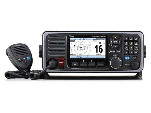 Icom vaste marifoon M-605EURO