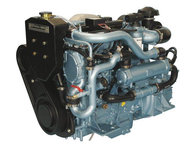 Perkins dieselmotoren