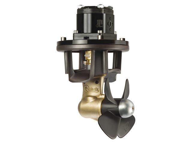 Propulseurs hydrauliques
