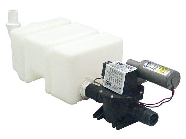 VacuFlush Vacuümgenerator VGLP
