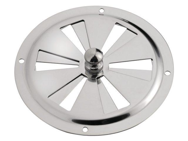 Grille de ventilation ronde