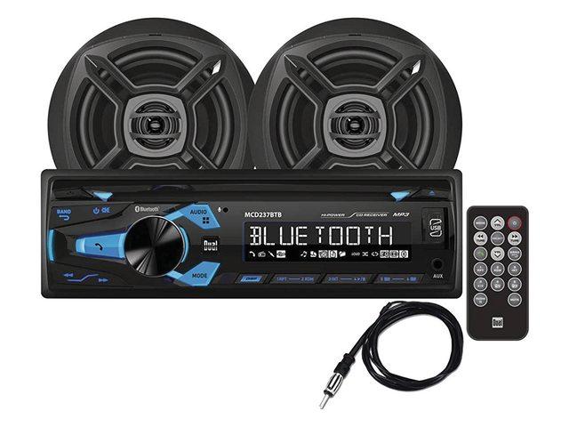 DUAL AV Marine Audio