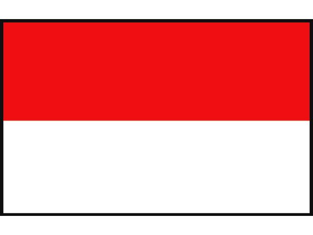 Rot Weiß Flagge