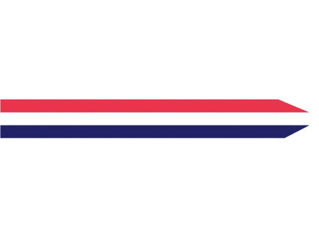 Nederlandse wimpel (spunpolyester)
