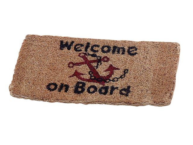 Talamex kokosmat (welcome on board)