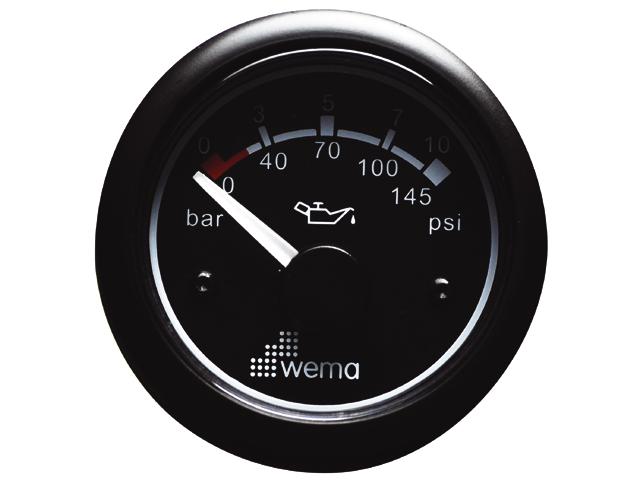 Wema oliedrukmeter