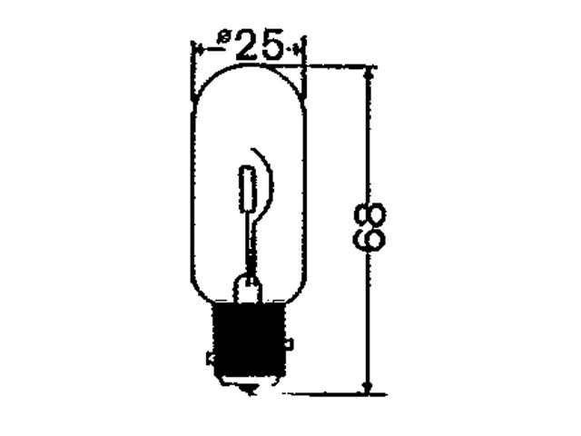 Reservelampen voor AS serie 40