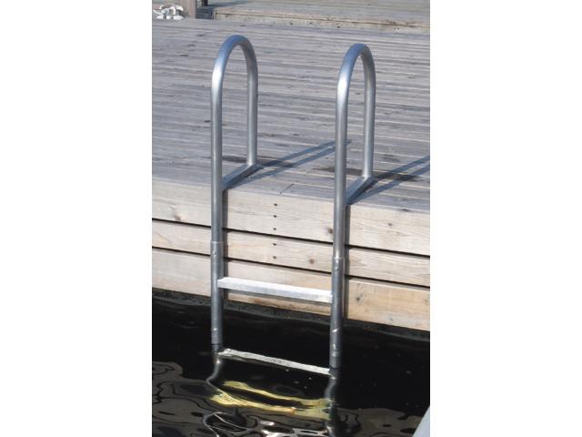 Zwemtrappen aluminium