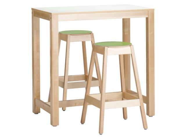 Groepstafel rechthoekig Woodi PS-O240