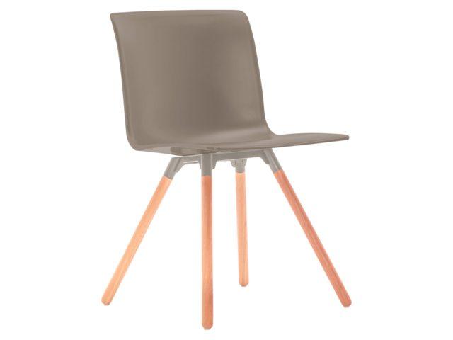 Projectstoel 'Gispen' NOMI N31B4