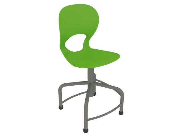4-standen stoel