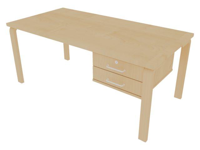 Bureau Solid Wood 2.0