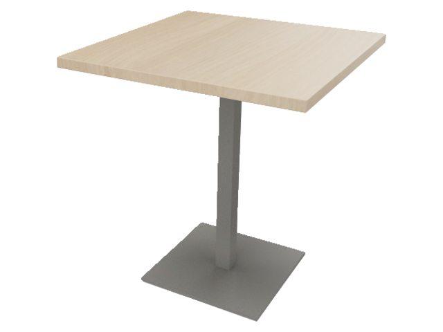 Kolompoot tafel vierkant