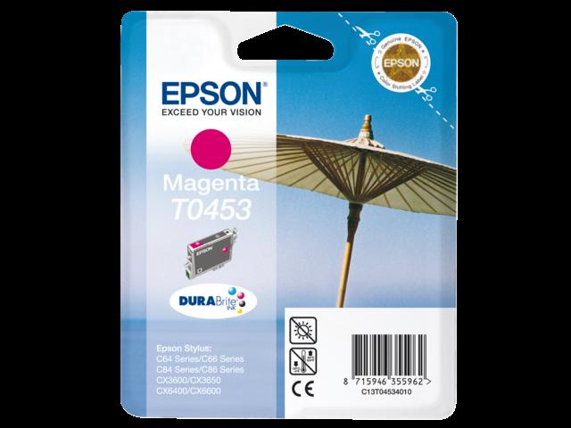 Inkcartridge epson t045340 rood