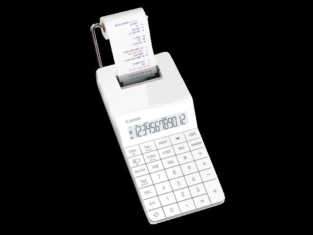 Canon rekenmachine Xmark