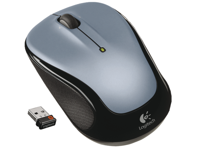 Muis logitech m325 optical zwart
