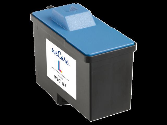 Inkcartridge wecare lexmark 18l0042 83 kleur