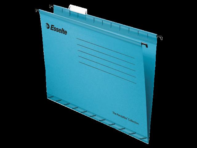 Hangmap pendaflex folio v-bodem blauw
