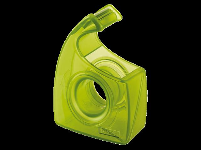 Plakbandhouder tesa eco voor rollen tot 10m groen