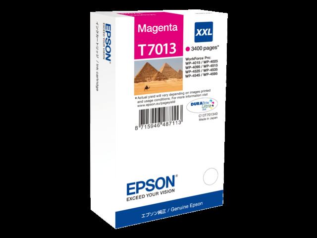 Inkcartridge epson t701340 rood hc