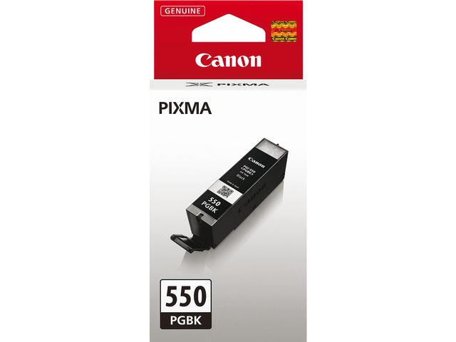 Inkcartridge canon pgi-550pgbk zwart