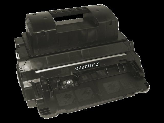 Tonercartridge quantore hp ce390a 90a zwart