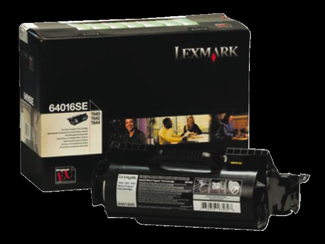 TONERCART LEX 64016SE 6K ZW