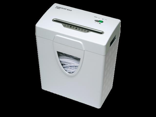 Papiervernietiger ideal shredcat 8240 stroken 4mm