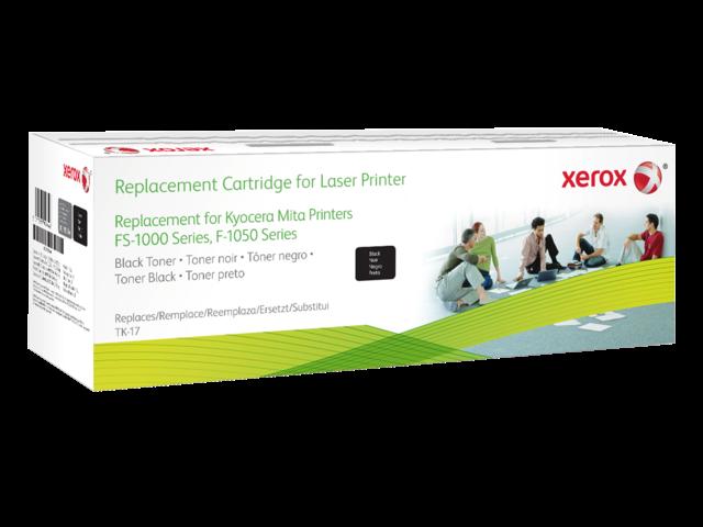 Tonercartridge xerox 003r99744 kyocera tk-17 zwart