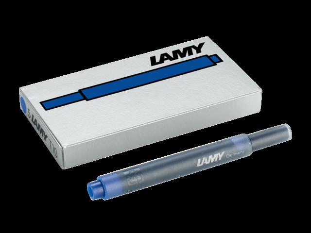 Inktpatroon lamy t10 blauw op blister