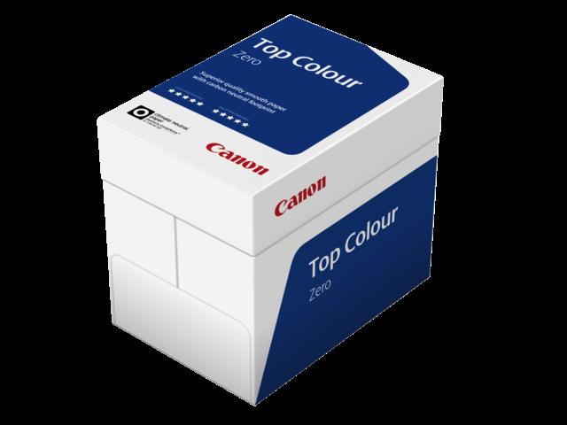 Photo: Laserpapier Canon Top Colour zero A4 100gr wit 500vel