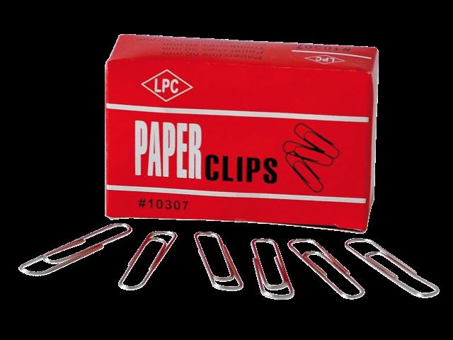 PAPERCLIP ROND 50MM VERZINKT