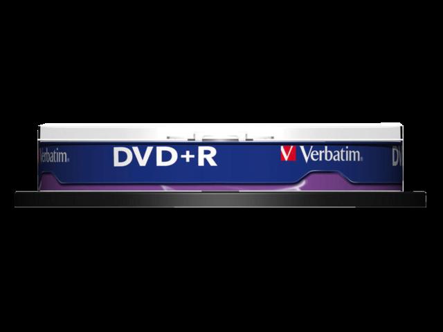 DVD+R VERBATIM 4.7GB 16X SP