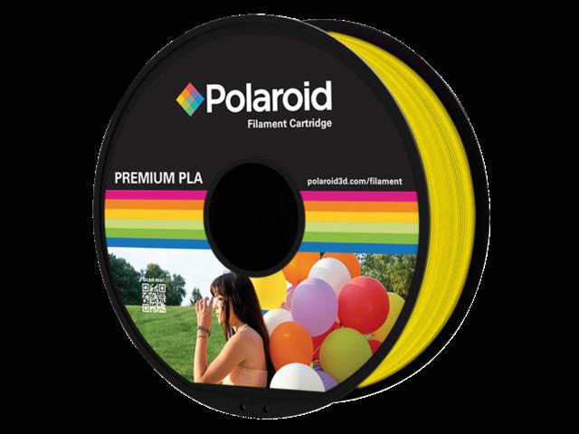 3D FILAMENT POLAROID 1.75MM PLA GEEL