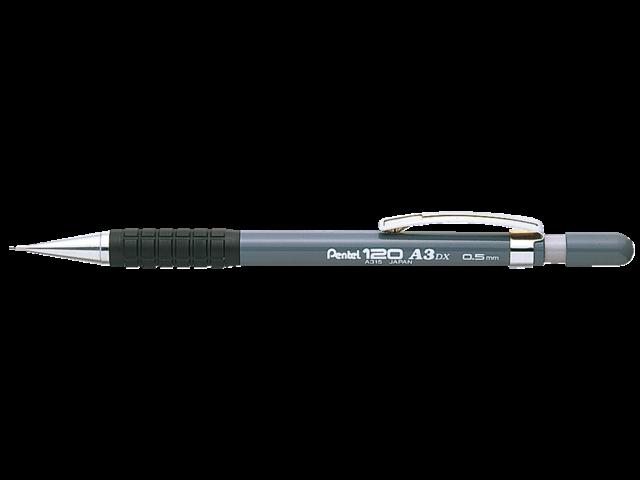 VULPOTLOOD PENTEL A315 0.5MM GRIJS