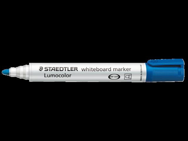 VILTSTIFT STAEDTLER 351 WHITEBOARD ROND 2MM BLAUW