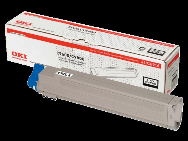Oki kleurenlaserprintersupplies C9000 serie