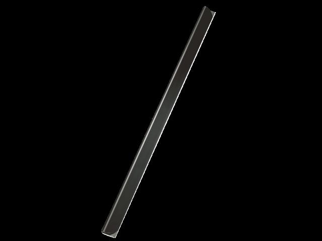 KLEMRUG DURABLE A4 3/4MM ZWART