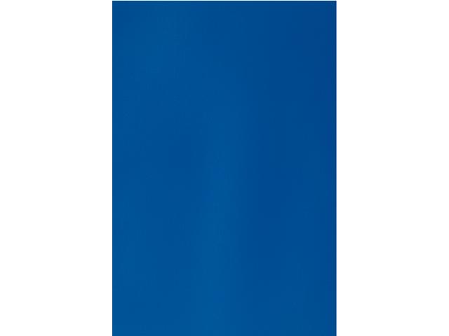 Voorblad gbc a4 pvc 300micron blauw 100stuks