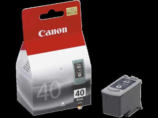 Inkcartridge canon pg-40bk zwart