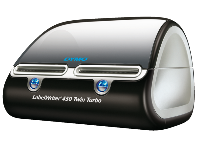 Labelprinter dymo labelwriter 450 twin turbo