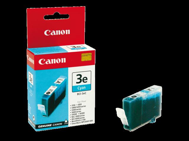Inkcartridge canon bci-3ec blauw