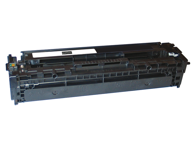Tonercartridge quantore hp cb540a 125a zwart